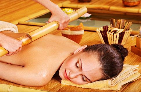 Bamboo Massage Holistic Treatment