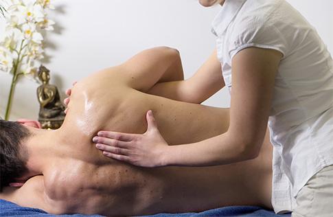 Holistic Deep Tissue Massage