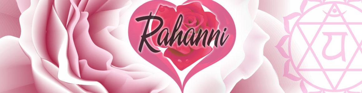 Rahanni healing course